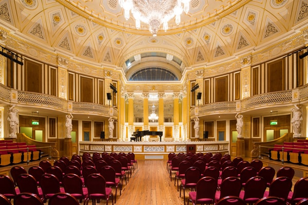 conference venues in Liverpool St Georges Hall