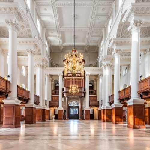 conference venues in east London
