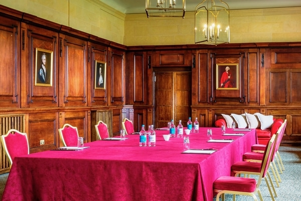 The Sculpture Gallery meeting room