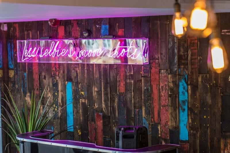 Oracle Bar venue hire