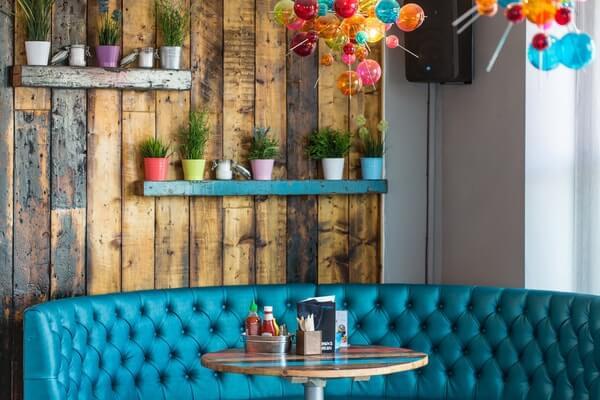 Oracle Bar Leeds interiors