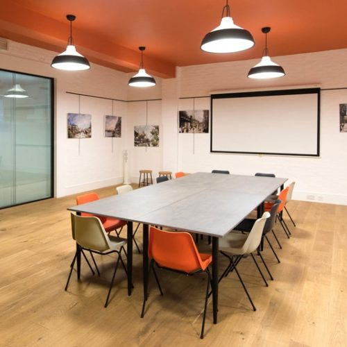 London Bridge Hive meeting room