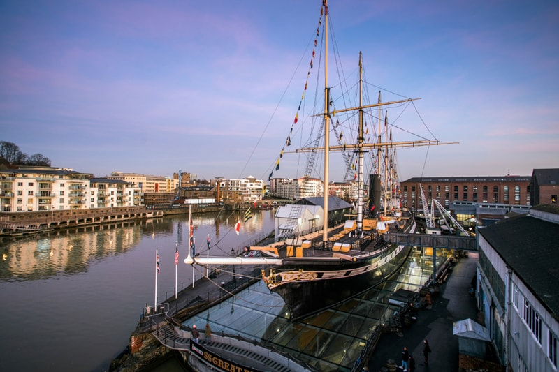 best new venues on VenueScanner Brunel's SS Great Britain