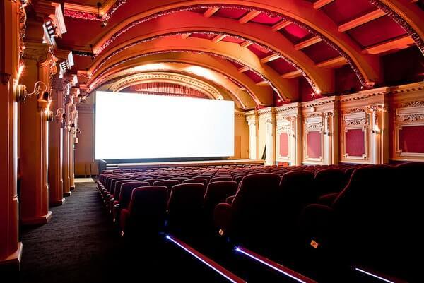 Ritzy Cinema London screen