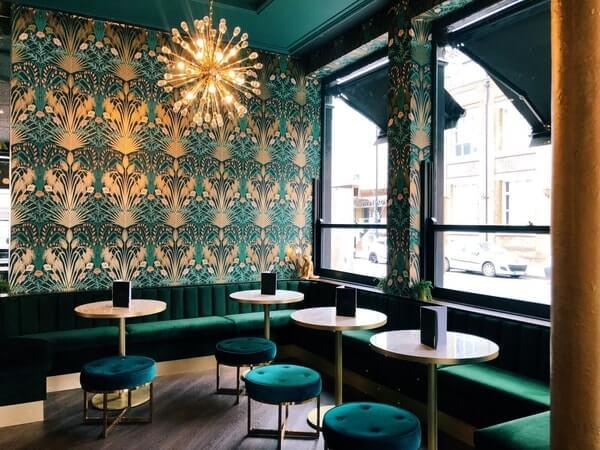Lost Society venue hire bar lounge area
