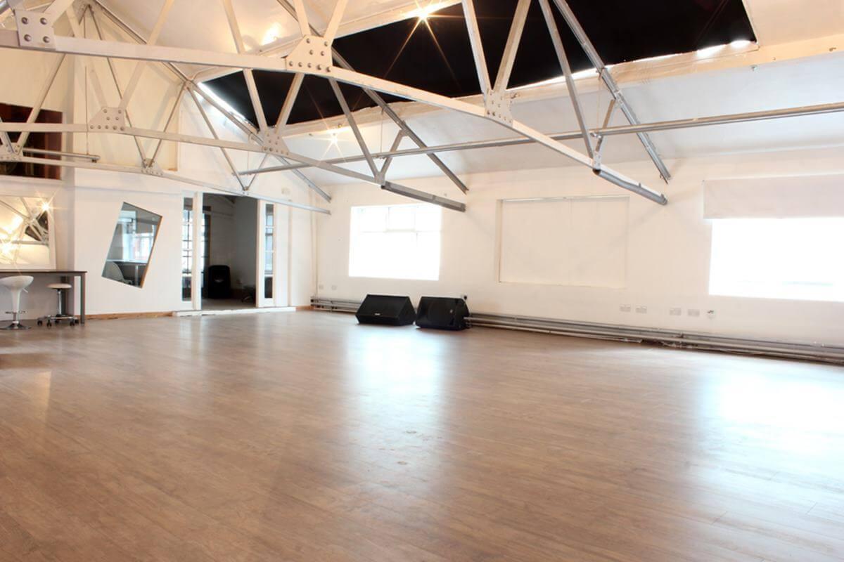 Kraak Gallery Manchester Studio Space