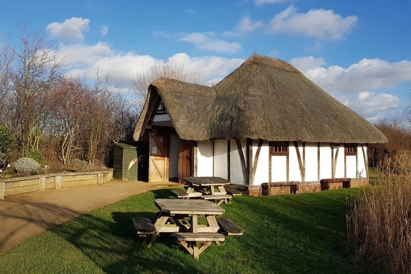 WWT London Wetland Centre outdoor venues in London