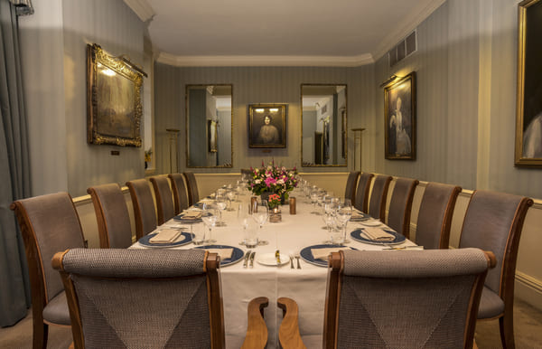 The Sloane Club venue hire