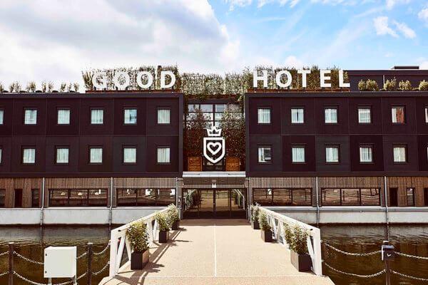 Good Hotel venue hire