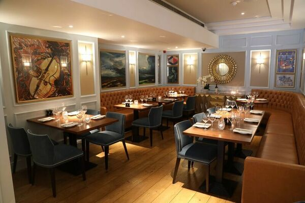 Harry's Bar & Brasserie venue hire