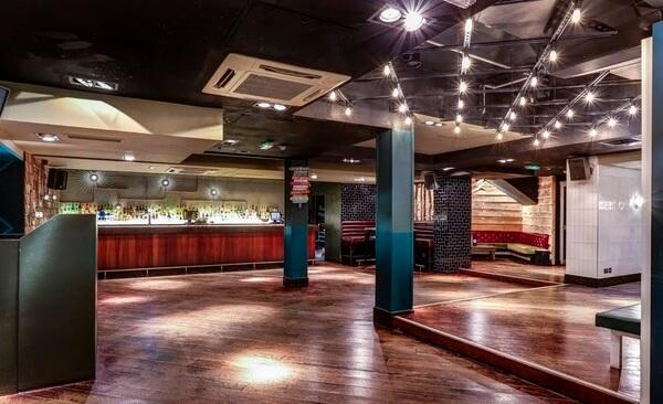 Patch St Paul's venue hire