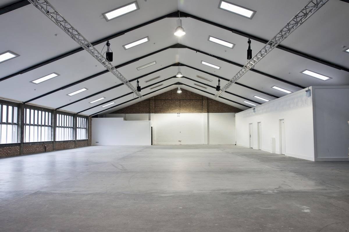 Oval Space venue hire
