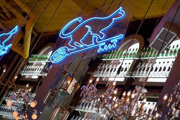 The Wildcat Bar venue hire