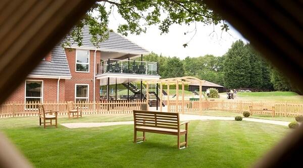 Bishopswood Golf Course venue hire
