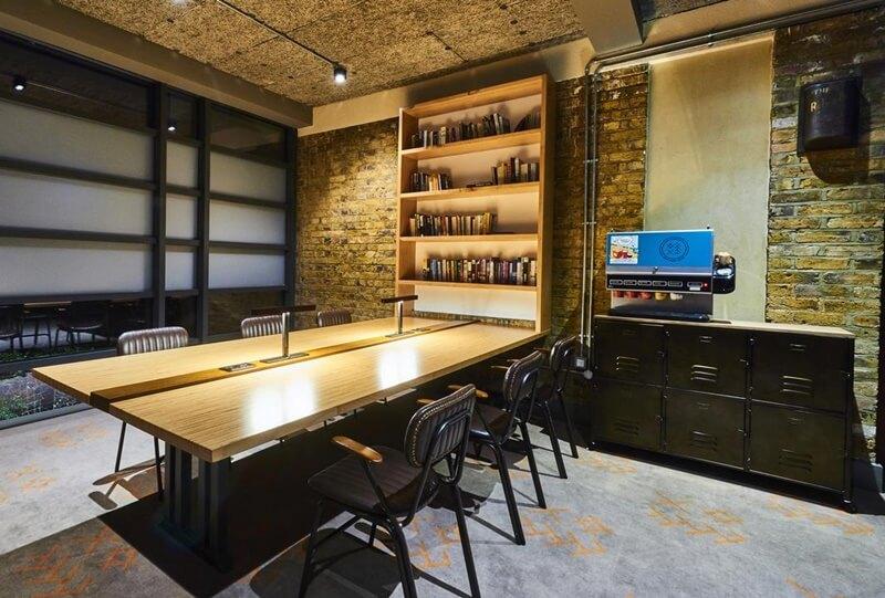 meeting rooms in London